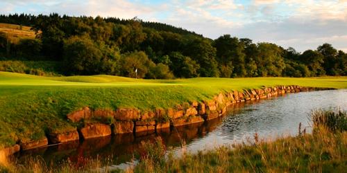 The Celtic Manor Resort - The Twenty Ten Course