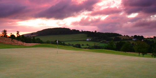 The Celtic Manor Resort - The Montgomerie Course