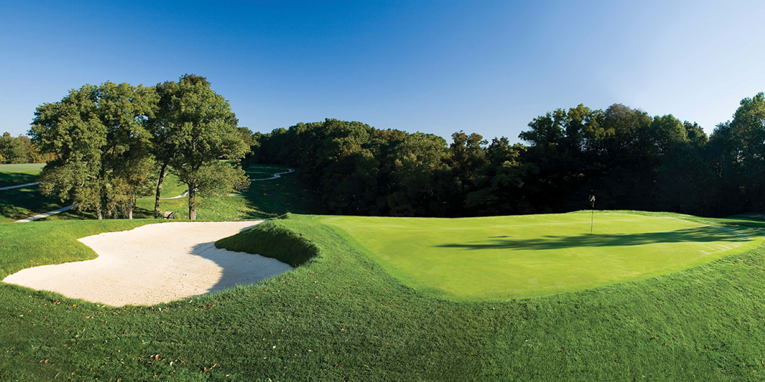 The Donald Ross Course at French Lick Resort