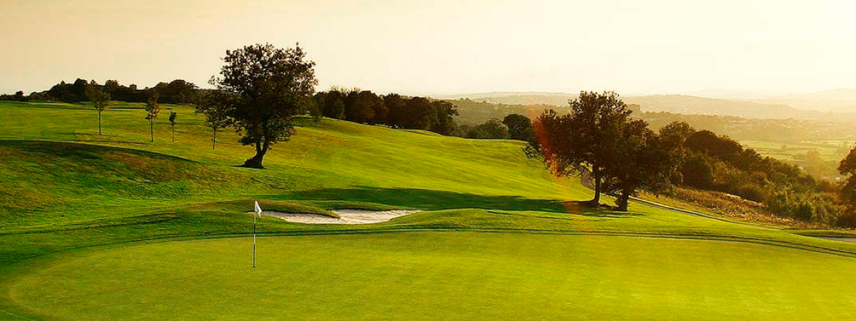 The Celtic Manor Resort - The Roman Road Course